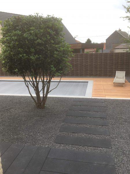 Een zwembad is dan ook een zalige toevoeging aan je tuin