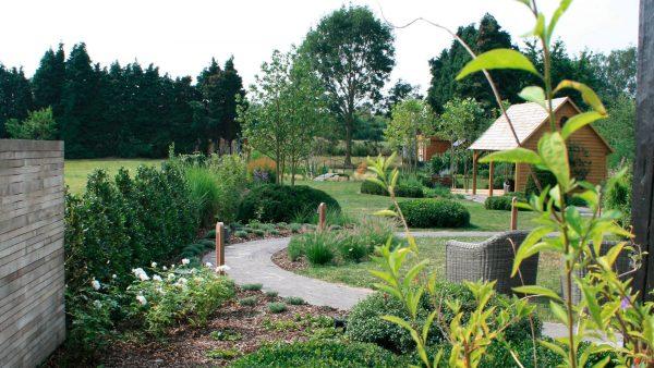 Een tuin om in te leven