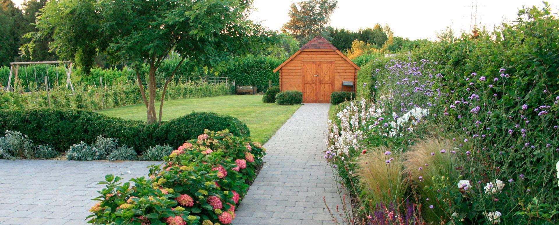Klassieke tuinen - Tuinconcept Mertens